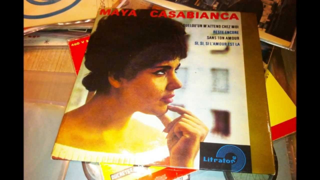 Maya Casabianca- Comme au premier jour