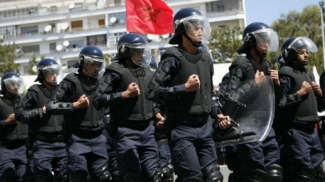 police Marrakech
