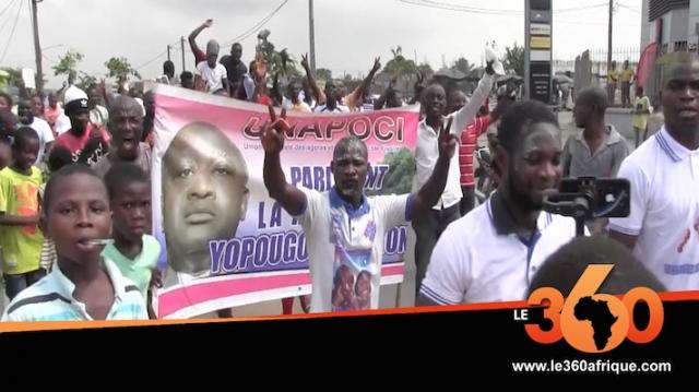 Vidéo. Côte d'Ivoire: la joie des partisans de Gbagbo après sa libération
