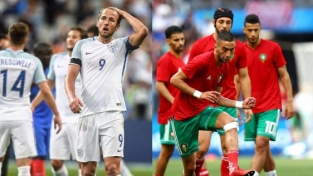 Maroc-Angleterre