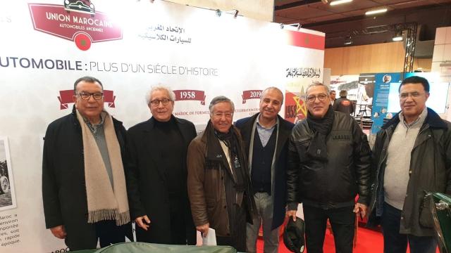 L'équipe de l'UMAA