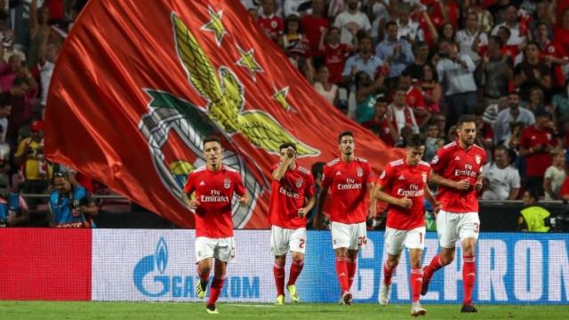 Benfica 10-0