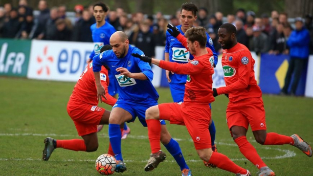 Hassan M'Barki footballeur amateur