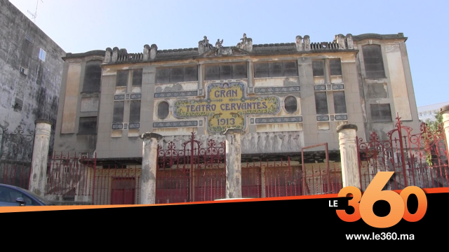 cover vidéo: Le360.ma •بالفيديو. هكذا تفاعلت ساكنة طنجة مع قرار نقل ملكية مسرح سيرفانتيس الى المغرب