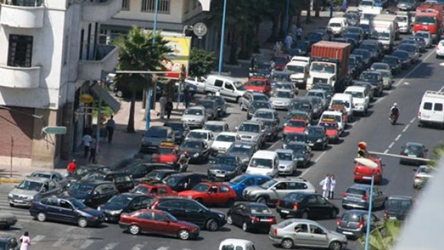 Circulation Casablanca