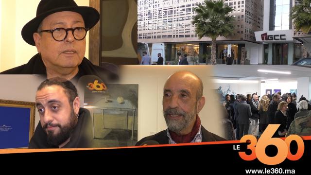 Cover_Vidéo: Le360.ma • Blue note à là fondation  TGCC
