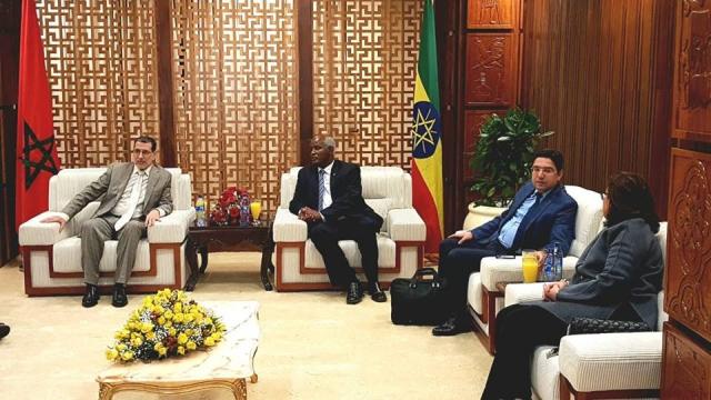 el othmani Addis Abeba