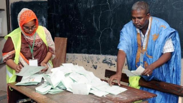 Election en Mauritanie