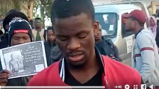 Vidéo. Algérie: le récit glaçant et choquant de l'assassinat d'un étudiant zimbabwéen