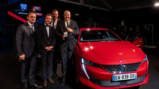 Festival automobile international: le beau doublé de Peugeot