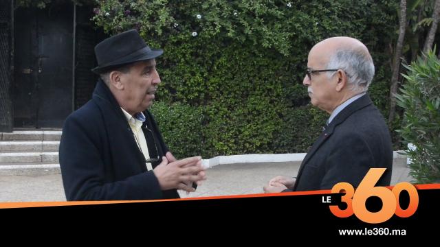 cover vidéo: Le360.ma •محمد الشيخ بيد الله : مشكل الصحراء هو مشكل جزائري مغربي