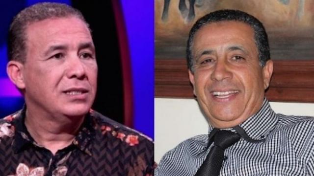 Mohamed et Abdelali El Ghaoui