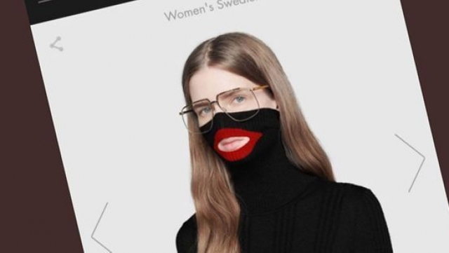 Gucci - blackface