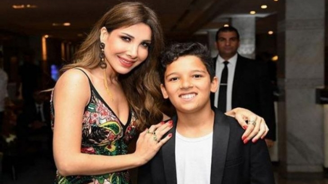 Hamza Labied et Nancy Ajram
