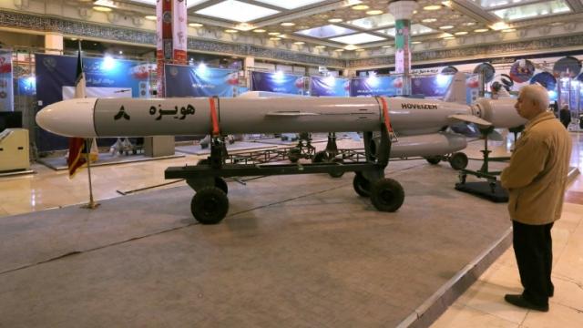 Iran Missile de croisière