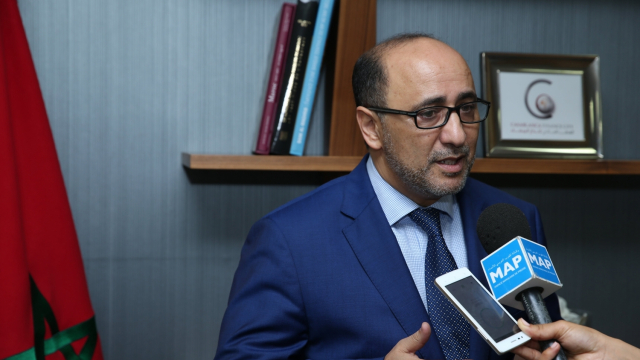 Hassan BOUBRIK, Président de l'Autorité de Contrôle des Assurances et de la Prévoyance Sociale