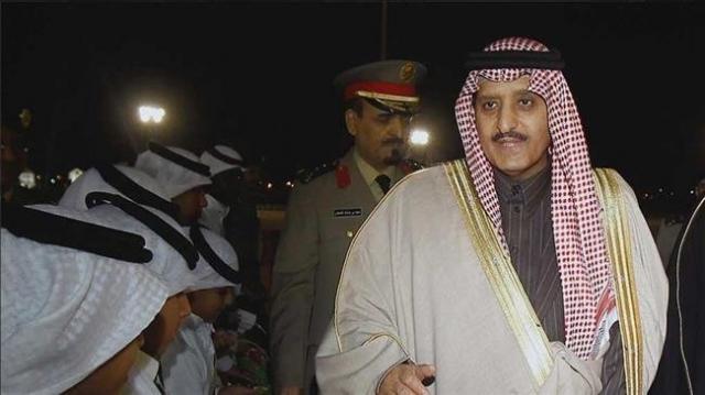 prince Ahmed Ben Abdelaziz