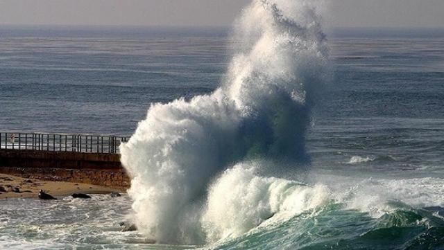 Rabat vague géante