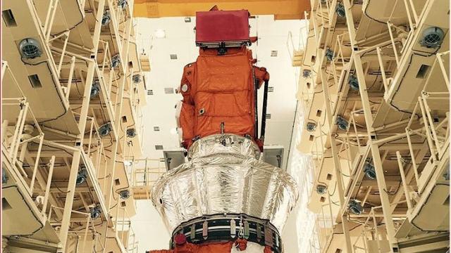 Satellite Lomonosov
