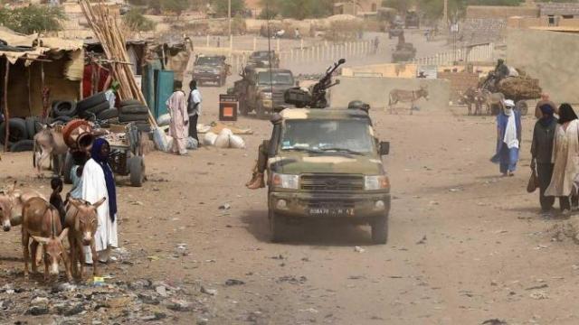 Algérie: intervention française au nord Mali