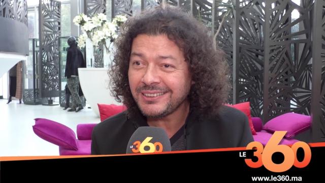 Cover Vidéo - عزيز سحماوي يكشف جديده الفني والسر وراء غيابه عن الجمهور