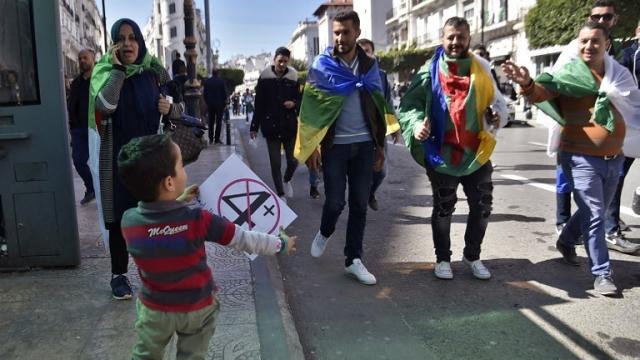 Algérie: 4ème vendredi de la colère contre Bouteflika