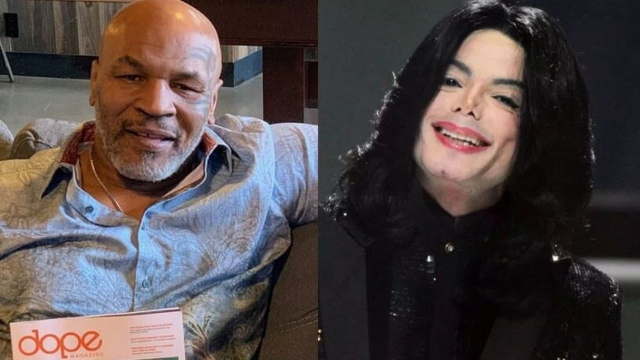 Mike Tyson v Michael Jackson