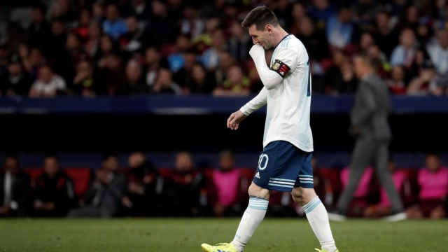 Messi vs Venezuela