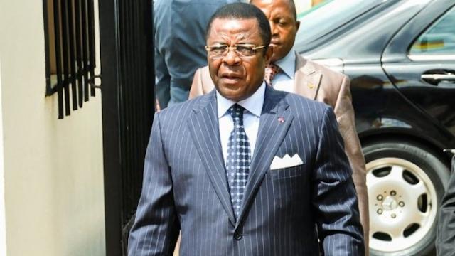 Edgar Alain Mebe Ngo'o