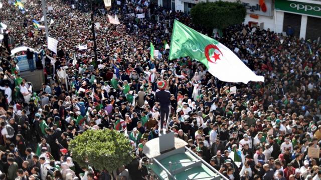 Algérie-manifestations-antiBouteflika