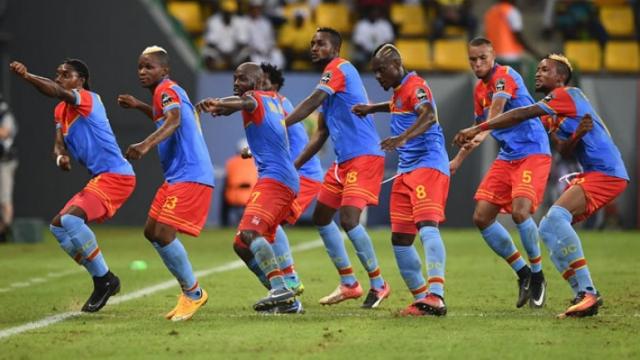 RD Congo qualifié pour la CAN