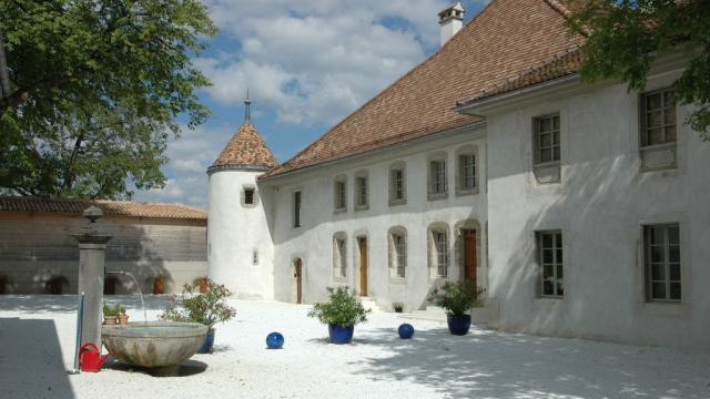 château du rosey