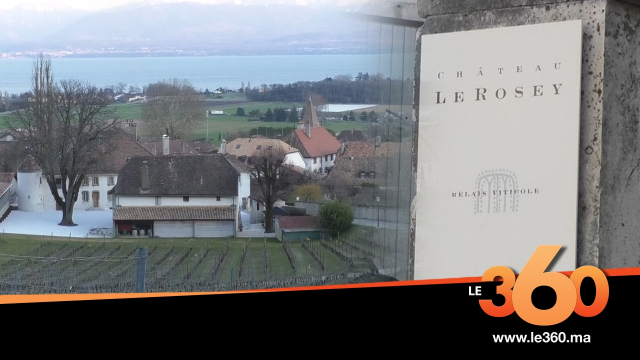 Cover_Vidéo: Le360.ma •Exclusif:Découvrez Le Château Le Rosey lieu de la table ronde Genève 2