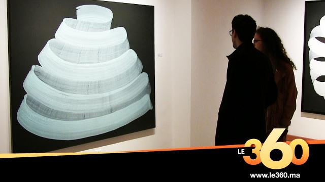 Cover_Vidéo: Le360.ma •découvrez l'exposition rétrospective à Rabat de Najia Mehadji «le flux et la danse»