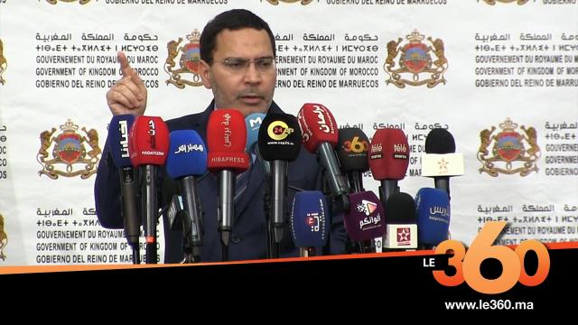 Cover_Vidéo:   Le360.ma •تعرفو على جدول أعمال الدورة الاستثنائية البرلمانية ليوم الثلاثاء المقبل