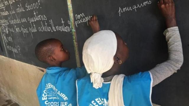 Seul un Sénégalais sur cinq parle aujourd'hui couramment français