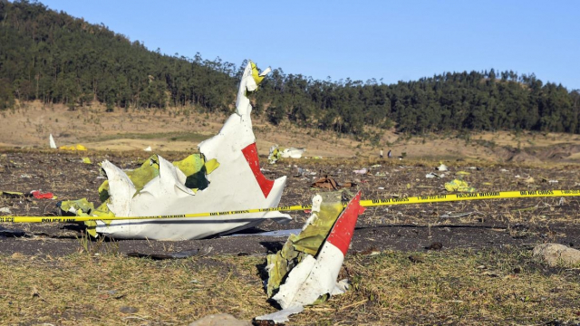 Crash Ethiopian Airlines