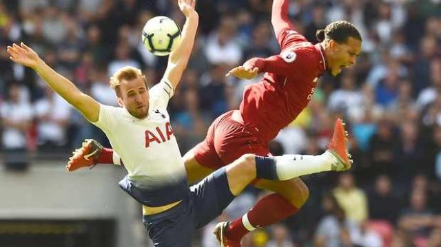 Liverpool v Tottenham