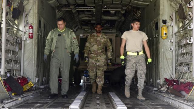 Au coeur du C-130 Hercule marocain