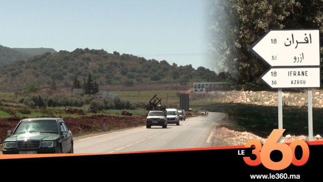 Cover Vidéo - هكذا تتطور السياحة الايكولوجية في جبال الاطلس