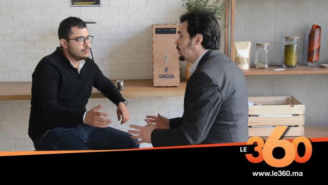 cover vidéo: Le360.ma •Granéco: une start-up dévouée à l'économie circulaire