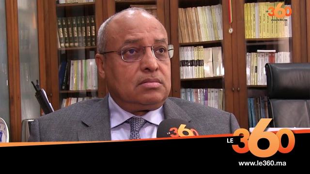 Cover_Vidéo: Le360.ma •عميد كلية الأدب بالرباط مستقبل المغرب رهين باللغات الأجنبية