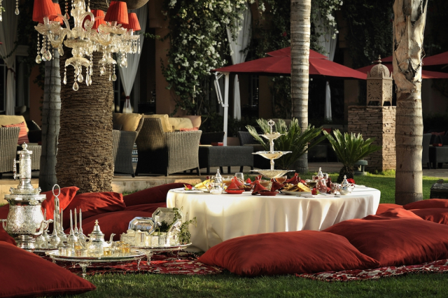 Le Jardin - Sofitel Marrakech