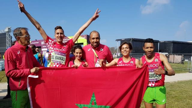 Equipe marocaine de cross-country