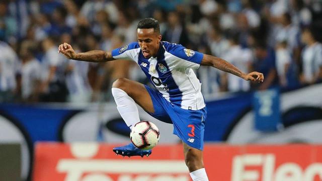 Eder Militao Porto vers Real Madrid