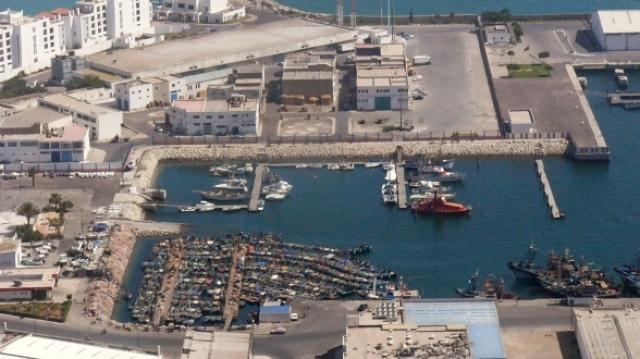 Port Agadir pêche