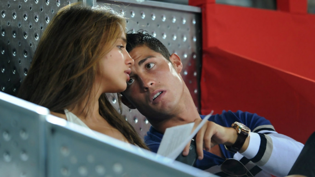 Ronaldo et les femmes