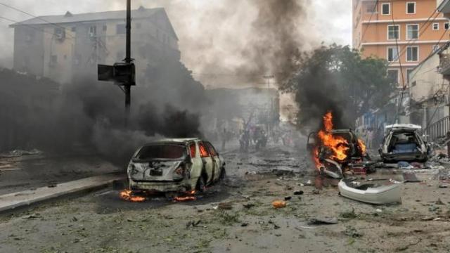 attentat à Mogadisio