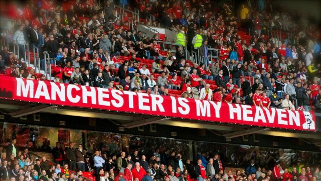 Fans de Manchester United