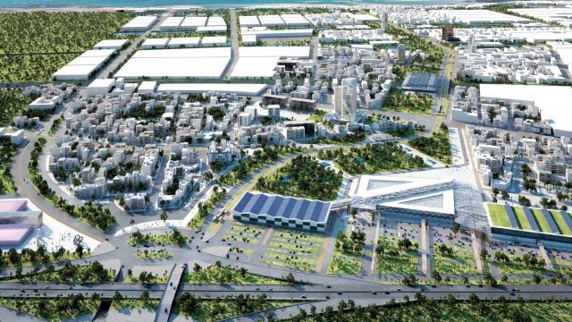 Business Zone Sustainable Zenata